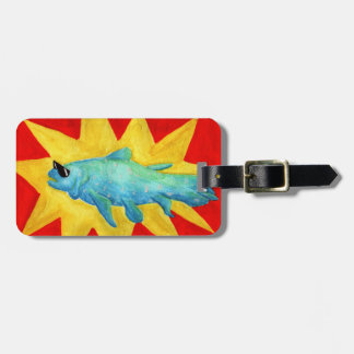 Coolacanth luggage tag
