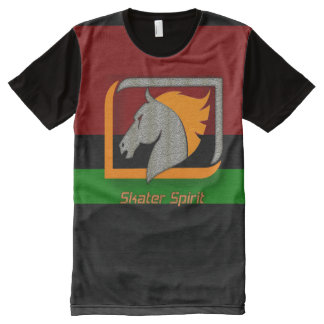 #Cooles shirt for Skater/multicolored