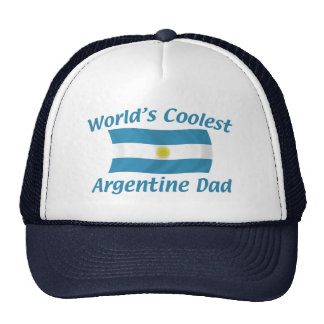 Coolest Argentine Dad Cap