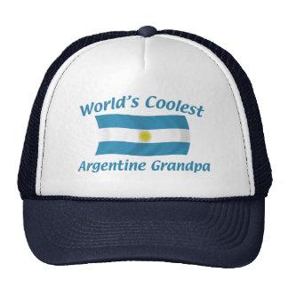 Coolest Argentine Grandpa Cap