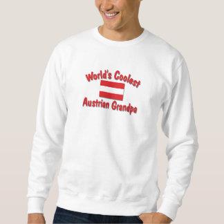 Coolest Austrian Grandpa Sweatshirt