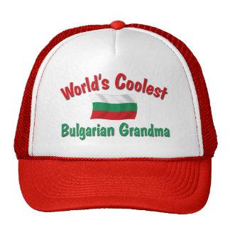 Coolest Bulgarian Grandma Cap