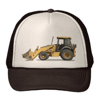 Coolest Construction Excavator Digger Trucker Hat