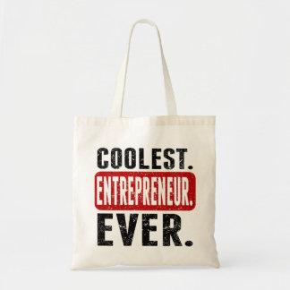 Coolest. Entrepreneur. Ever. Budget Tote Bag