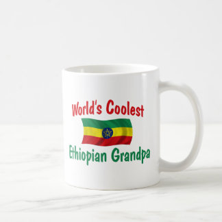 Coolest Ethiopian Grandpa Coffee Mug