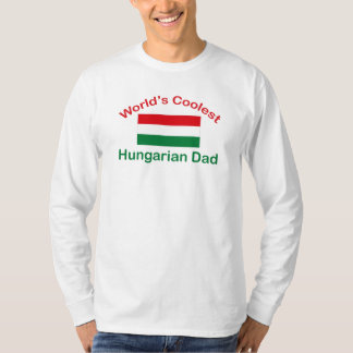 Coolest Hungarian Dad T-Shirt