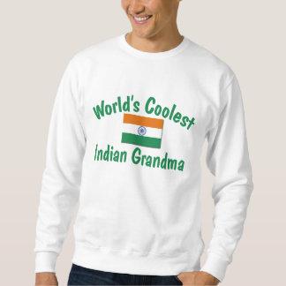 Coolest Indian Grandma Sweatshirt