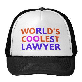 coolest lawyer cap