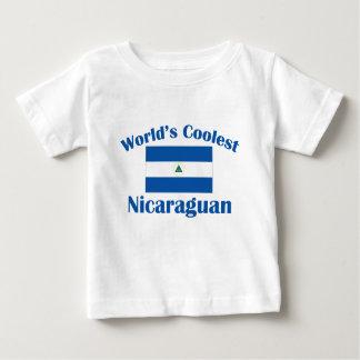 Coolest Nicaraguan Baby T-Shirt