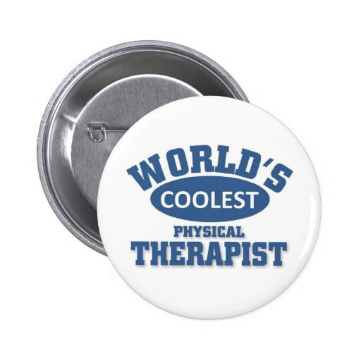 Coolest Physical Therapist Pins