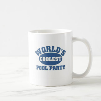 Coolest Pool Party Coffee Mug