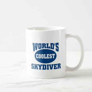 Coolest skydiver coffee mug