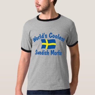 Coolest Swedish Morfar T-Shirt