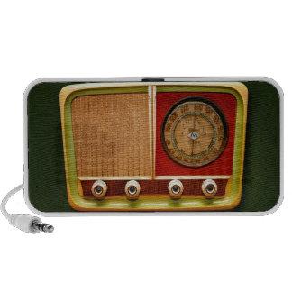 coolly retrosytle radio more speaker