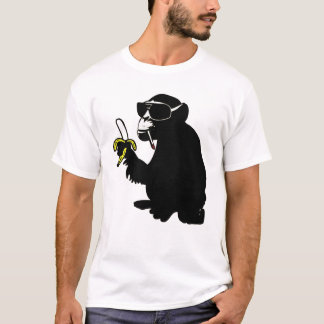 coolly tuxedo monkey T-Shirt