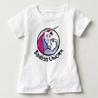 Coolly Unicorn bang-hard unicorn Baby Bodysuit