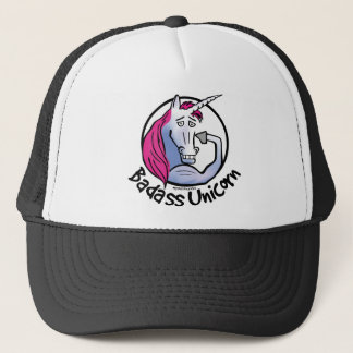 Coolly Unicorn bang-hard unicorn Trucker Hat
