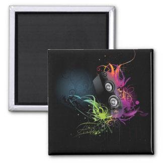 coolmusic4 refrigerator magnet