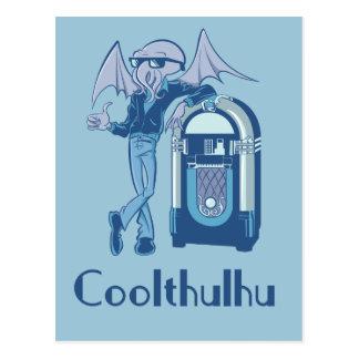 Coolthulhu ( Cool Cthulhu ) Postcard