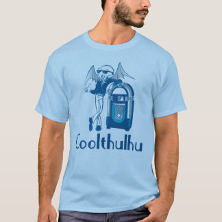 Coolthulhu ( Cool Cthulhu ) T-Shirt