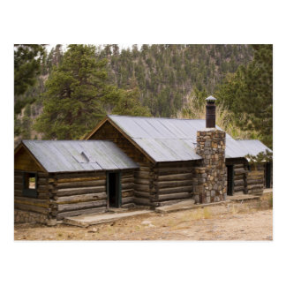 Coon Creek Cabin Postcard