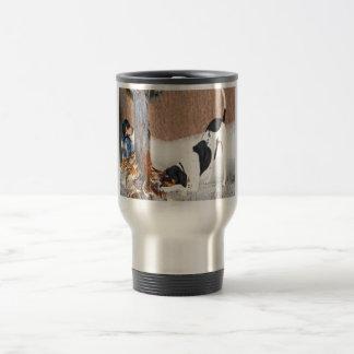 Coon Dog Hunt Coffee Mug