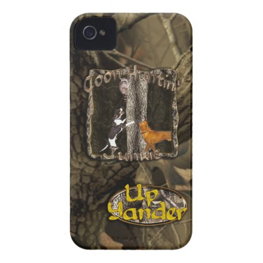 Coon Huntin' Junkie Blackberry Bold Case