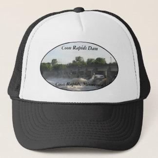 Coon Rapids Dam Truckers Cap