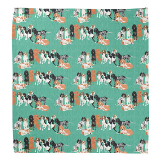 Coonhound Row Bandana