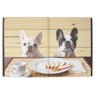 "Cooper and Fredrick the Frenchie iPad Pro 12.9"" Case"
