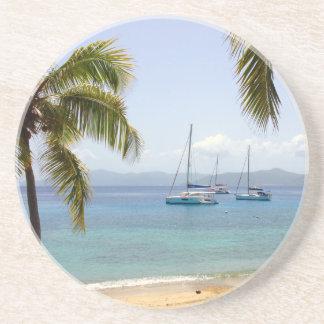 Cooper Island British Virgin Islands Coaster