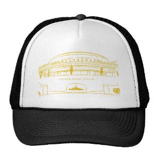 Cooper Music Hall Mesh Hats