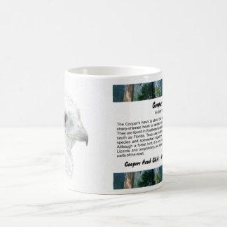 Coopers Hawk Chick Coffee Mug