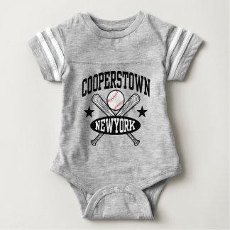Cooperstown New York Baby Bodysuit