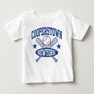Cooperstown New York Baby T-Shirt