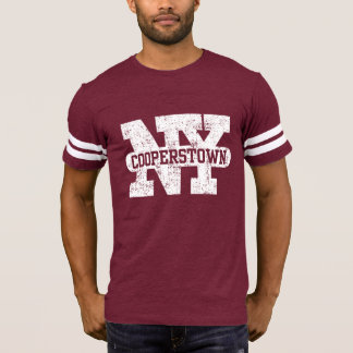 Cooperstown New York T-Shirt