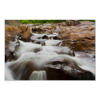 Coos Canyon, Maine Poster