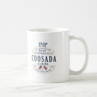 Coosada, Alabama 50th Anniversary Mug