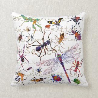 'Cooties' Cushion