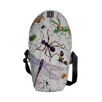 'Cooties' Messenger Bags