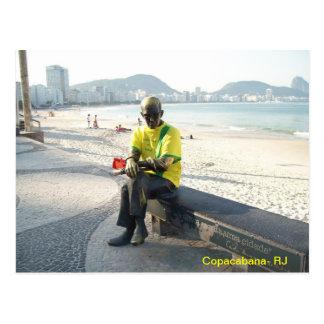 Copacabana Postcard