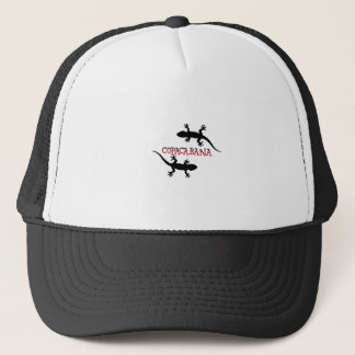 copacabana trucker hat