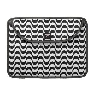 Copacabana waves to protect the computer sleeve for MacBook pro