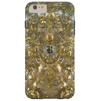 Copachatlin Damask Monogram Tough iPhone 6 Plus Case