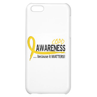 COPD Awareness 2 iPhone 5C Covers