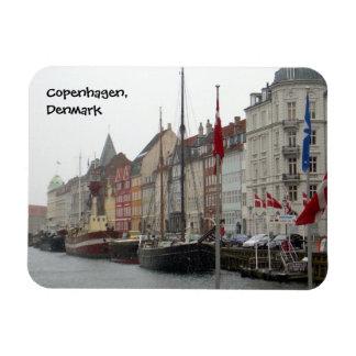 Copenhagen Canal (Nyhavn) Magnet