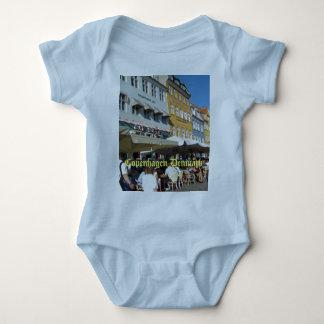 Copenhagen, Denmark Baby Bodysuit