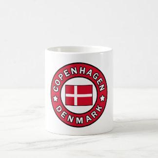 Copenhagen Denmark Coffee Mug