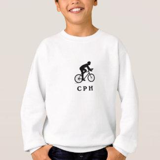 Copenhagen Denmark Cycling  CPH Sweatshirt