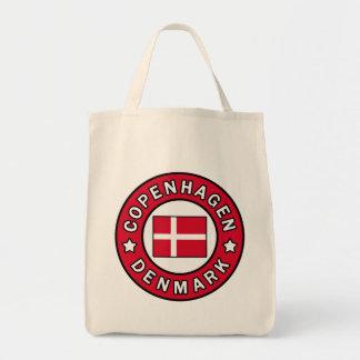 Copenhagen Denmark Tote Bag